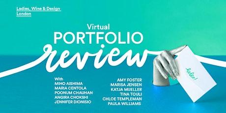 LWD London - Virtual Portfolio Review tickets