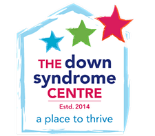 The Down Syndrome Centre logo