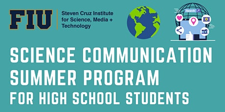 SCI Science Communication Summer Program tickets