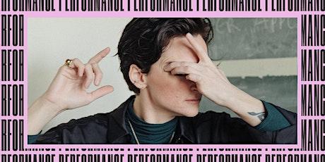 Lisa Luxx - in conversation tickets