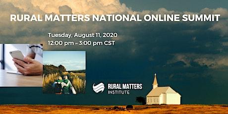 RMI Online Summit tickets