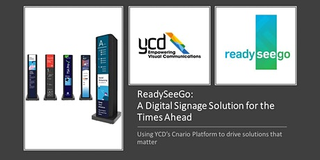 ReadySeeGo: A Digital Signage Solution for the Times Ahead - live encore tickets