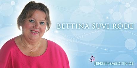 """Die Online-""""Sprechstunde Medialität"""" mit Bettina-Suvi Rode Tickets"""