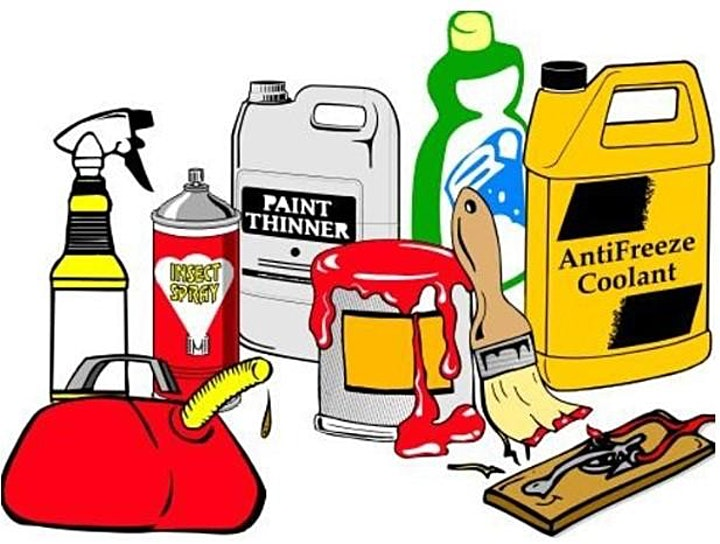 May 2021 El Paso County Household Hazardous Waste Appointments image