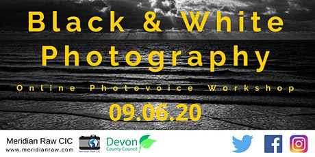 Photovoice Online - Black & White Photography tickets