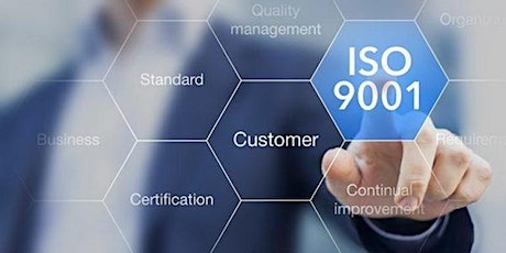 Remote Quality Management Training - ISO 9001 tickets