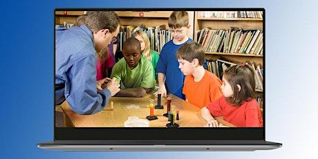Covid-19 webinars: How do we teach primary science now? tickets
