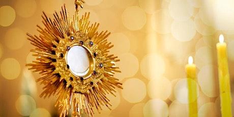 Adoration & Private Prayer tickets