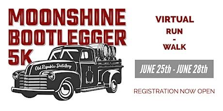 Moonshine Bootlegger 5K tickets