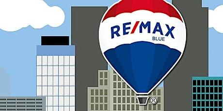 """Charla informativa """"Hacete agente inmobiliario REMAX BLUE"""" - entradas"""