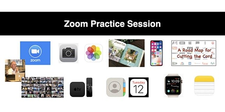 Zoom Practice Session Tickets