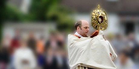Hl. Messe (Fronleichnam) - Marienschule 11.06.2020 - 09.30 Uhr Tickets