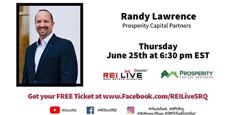 The Power of Process Growing to $100+ Million with Randy Lawrenc tickets