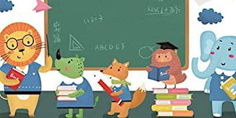 CSET Math Subtest 2 Prep Session - Tues, 7/7 & 7/14 tickets