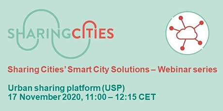 Sharing Cities' Smart City Solutions – Webinar Series: USP tickets