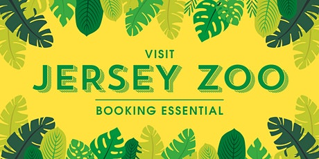 Visit Jersey Zoo tickets