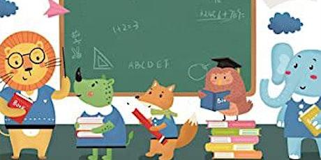 CSET Math Subtest 3 Prep Session - Mon, 7/20 & 7/27 tickets
