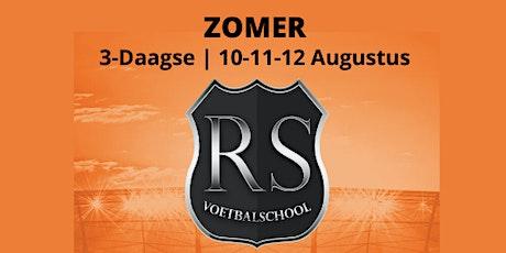 RS Voetbalschool 3-Daagse | 10-11-12 Augustus tickets