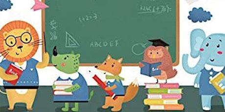 CSET Math Subtest 3 Prep Session - Sat, 7/25 & 8/1 tickets