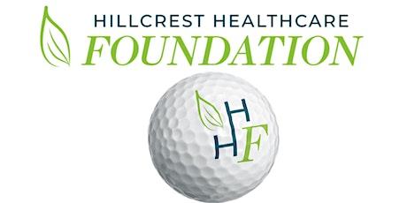 Hillcrest Healthcare Foundation Golf Tournament tickets
