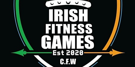Irish Fitness Games 2020 tickets
