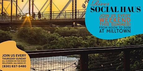 River Social Haus tickets