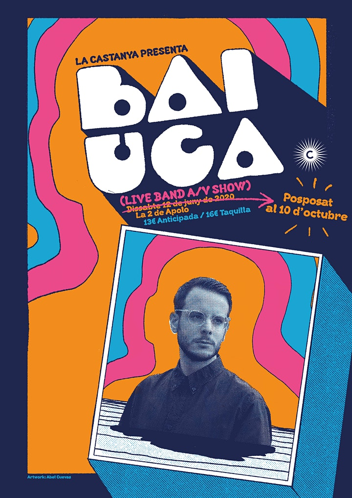 Imagen de Baiuca (Live Band A/V Show) en Barcelona