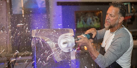 Ice Carving Demo with Peter Slavin: One Last Quarantine presented by Fernet tickets