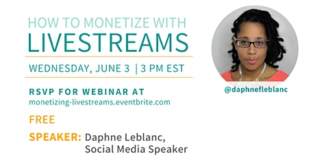 Monetizing Your Livestreams Tickets