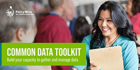 Building Capacity to Gather and Manage Data tickets