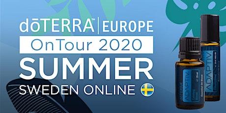 dōTERRA Online Summer Tour 2020 - Sweden biljetter
