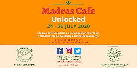 Madras Café Unlocked tickets