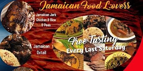 Free Caribbean Food Tasting tickets
