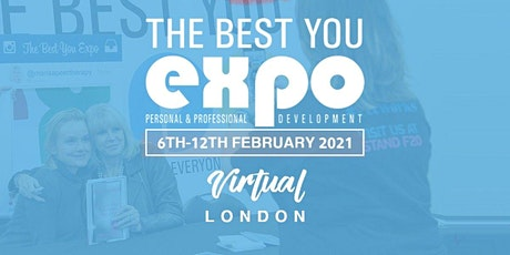 The Best You VIRTUAL EXPO London UK 2021 Buy Tickets