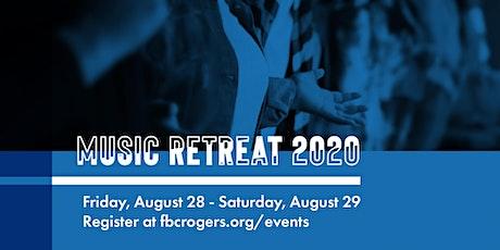 Music Retreat 2020 tickets