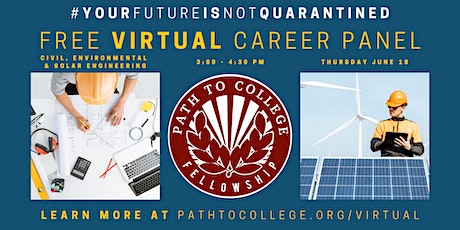 Engineering Career Panel with Path to College tickets