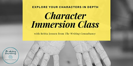 Character Immersion Class tickets