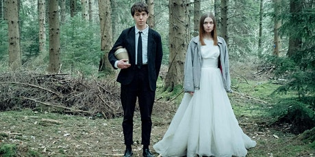 Jessica Barden & Alex Lawther - LINK: UP Q&A tickets