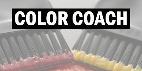 L'Oréal Professionnel Color Coach tickets
