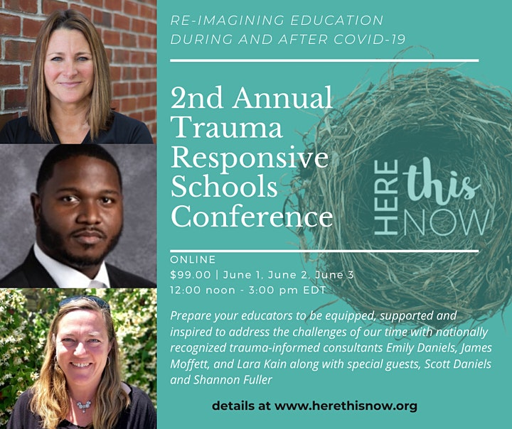 2nd Annual Trauma-Responsive Schools Conference - Virtual image