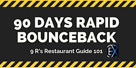 REBOOT - Restaurant Startup Post Covid tickets