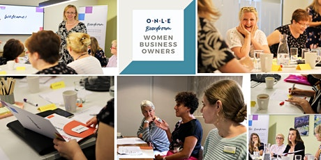 Free Taster of ONLE Boardroom's WOMEN'S MASTERMIND GROUPS - Live via Zoom tickets