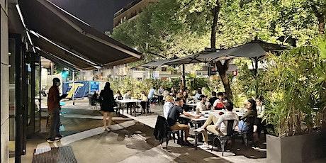 Tom Urban Garden | Aperitivo & Cena Sotto Le Stelle biglietti