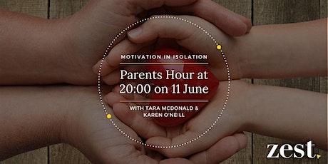 Parents Hour with Tara McDonald & Karen O'Neill tickets