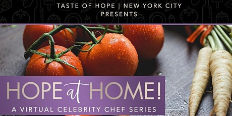 TOH Hope at Home: LIVE Cooking Demo with Chef Miguel Trinidad tickets