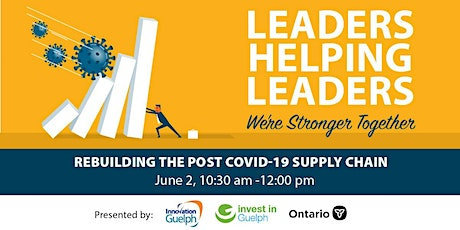 LHL: Rebuilding the Post COVID-19 Supply Chain tickets