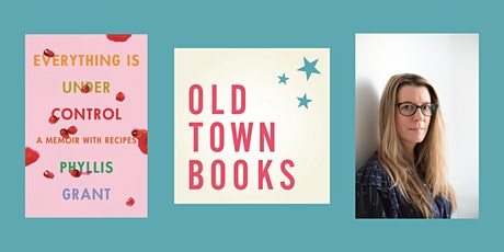Old Town Books Cookbook Club with Phyllis Grant tickets