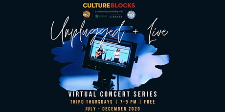 Unplugged & Live: Virtual Concert Series tickets