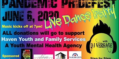 Pandemic Pride Fest tickets
