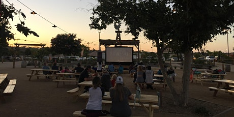 Friday Outdoor Movie Night at Vail HQ - Limited seating RSVP to attend! tickets